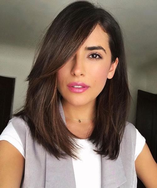 مدل مو دخترانه تا شانه