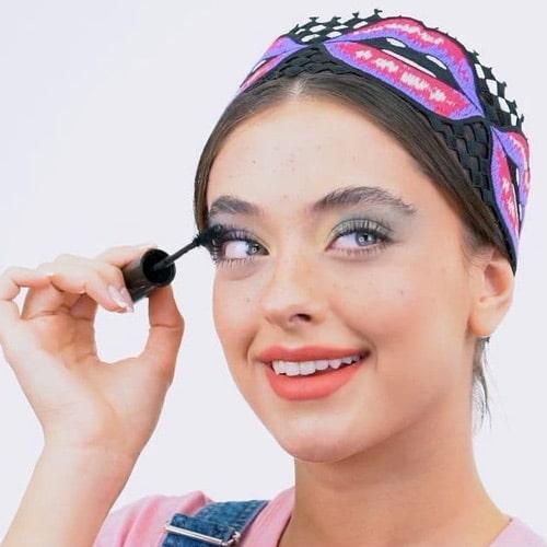 مدل آرایش صورت برای عید 1400