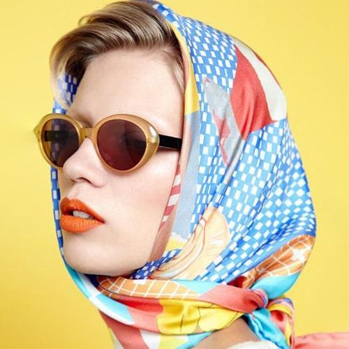 فرق باندانا ، دستمال سر و دستمال گردن در چیست